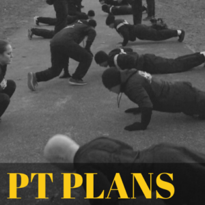 Military Workouts - PT Plans