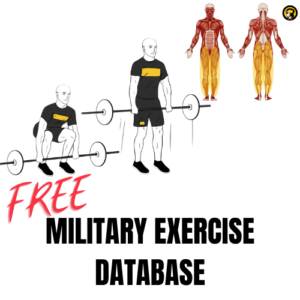 Military Exercise Database Button