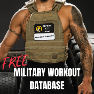 Military Workout Database Button! 2