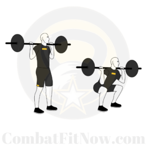 Squat with Barbell
